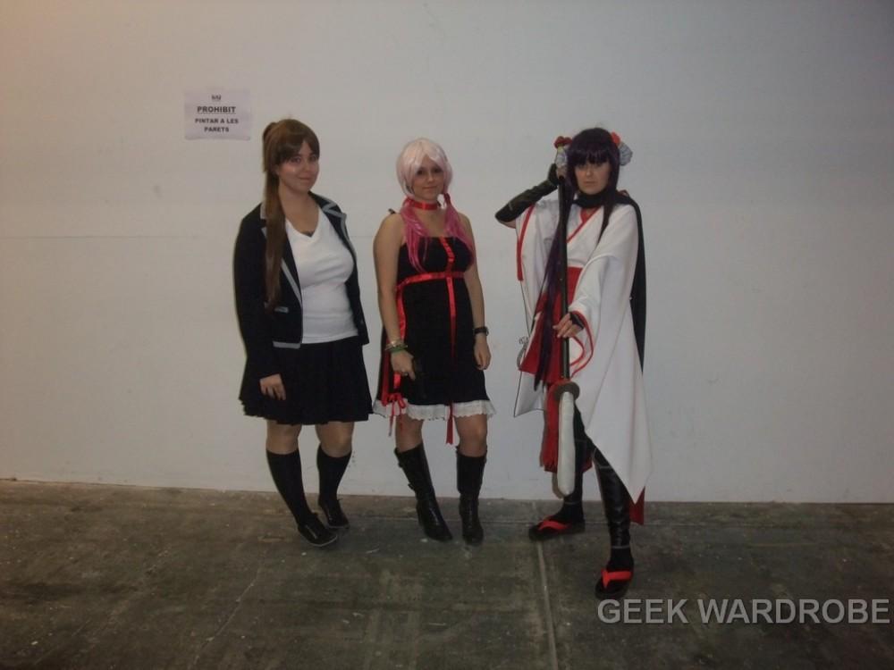 [Galería] XVIII Salón del Manga de Barcelona - 01/10/2012 (2/6)